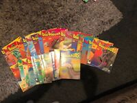 30 Dinosaurs! MAGAZINES ORBIS PLAY LEARN COLLECTION