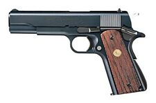 TOKYO MARUI GAS AIR SOFT HAND GUN Colt Government MarkIV Series 70 SEMIAUTOMATIC