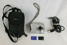 SONY DSC-S700 - FULL SPECTRUM - Camera Ghost Hunting 7.2MP AA Battery W/ Extras!