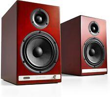 Audioengine HD6 Wireless Powered Speakers CHERRY