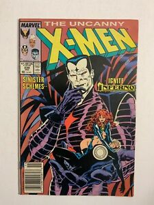 The Uncanny X-Men #239 1st Cover 2nd App of Mr Sinister - I COMBINE SHIPPING