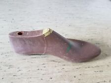 3 Paar Schuhleisten Schuhmacher Damen Schuh Leiste Schuster Sohlen Leder Filzen