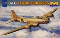 HK Model 1/48 B-17F Flying Fortress (01F002)