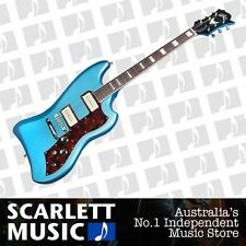 Guild S-200 T-Bird Pelham Blue P90 Electric Guitar w' Gigbag *BRAND NEW*