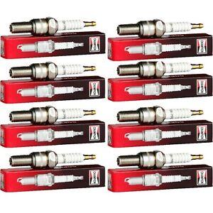 8 Champion Industrial Spark Plugs Set for 1931 OAKLAND MODEL 301