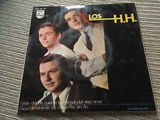 """LOS H.H. HH - VETE DONDE QUIERAS 7"""" SINGLE EP PHILIPS 1966"""