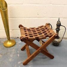 Chaise pliante marron pour la maison
