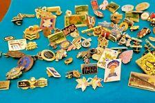a few Olympics, State pins Union Lot Lapel Pins , Tie Tack, Pins,