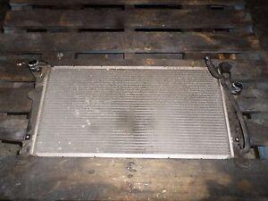 Toyota celica radiator 2001 2ZZGE MANUAL MODEL ZZT231
