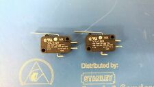 2 pcs HONEYWELL MICROSWITCH V3L-1229 Switch Snap Action N.O./N.C. SPDT