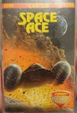 Space Ace (Players 1986) Commodore C64 Kassette (Box Tape manual) 100 %
