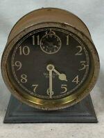 ANTIQUE WESTCLOX BEN HUR ALARM CLOCK Working MARCH 29-1927   303