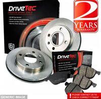 Front Brake Discs x2 for Citroen Berlingo 1996-2012 OE Aftermarket SG3620