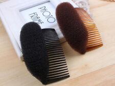 2pcs Fashion Hair Accs Volume Bouffant Beehive Shaper Bump Foam On Comb