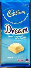 Cadbury Dream White Chocolate 180g - Australian Import