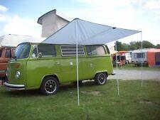 Sonnensegel-Vorzelt-Markise-Sonnendach-Oldtimer-VW Bus Bulli T1-T2-T3 LT28 Ford