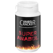 100 Kapseln SUPER ANABOL Hardcore Testosteron Booster - extremer Muskelaufbau