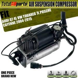 Fit for Audi Q7 4L VW Touareg Posche Cayenne 2004-2015 Air Suspension Compressor