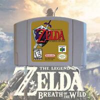 The Legend of Zelda Ocarina of Time Video Game For Nintendo 64 N64
