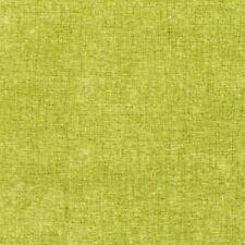 Curtains - Clarke & Clarke - Karina Lime - Pencil Pleat, Eyelet, Tab Top
