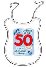 """Latz für Erwachsene """"Ein Hesse ist nicht 50 - er ist 18 mit 32 Jahren Erfahrung"""""""