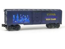 Lionel Trains 2000 Toy Fair Box Car 6-19989