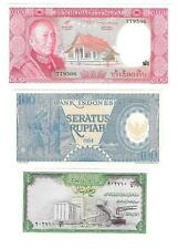 Indonesia Bank Notes 1964 1971 1974, Crisp Unc - P366