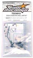 RC Team Durango TD230012 DEX410 REAR ANTI-ROLL BAR SET DESC410R Buggy Truck 1/10