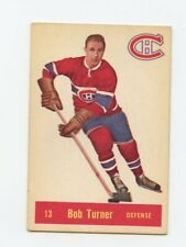 57/58 PARKHURST #13 BOB TURNER CANADIENS *64001