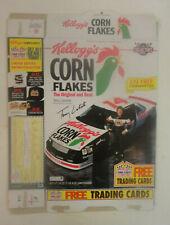 Kellogg's Corn Flakes Cereal Box, Terry Labonte 1994 Racing