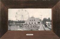 Vintage Postcard  Celoron Amusement Park on Chautauqua Lake New York,    pb8