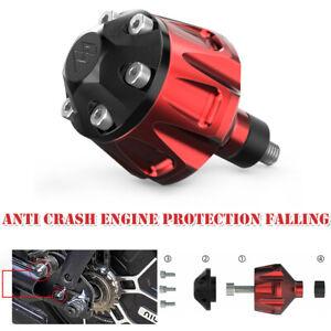 8MM Motorcycle  Aluminum Alloy Frame Slider Anti Crash Engine Protection Falling