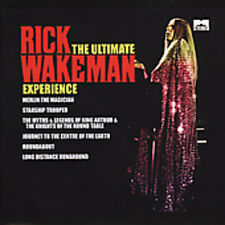 Rick Wakeman - Ultimate Rick Wakeman Experience [New CD] Boxed Set