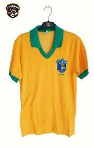 Vintage Brazil Football Home Shirt 1985 Penalty Brasil Futebol Camisa Jersey