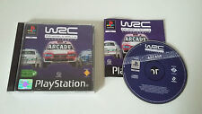 WRC ARCADE - SONY PLAYSTATION 1 - JEU PS1 PS2 COMPLET