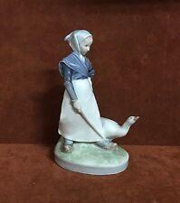 Royal Copenhagen ~ Goose Girl # 538 Porcelain Figurine ~ Free Shipping