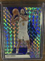 2019-20 Panini Mosaic Basketball Silver Prizm #120 ALEC BURKS Warriors Card NBA