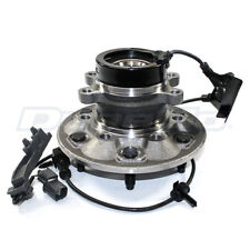 Wheel Bearing and Hub Assembly Front Left IAP Dura 295-15110