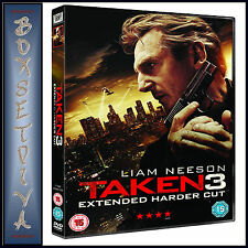 TAKEN 3 - Liam Neeson **BRAND NEW DVD ***