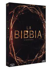 LA BIBBIA - SERIE TV (4 BLU-RAY) - COFANETTO ITALIANO, NUOVO