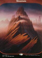 Mountain (Full Art) | NM/M | Unstable | Magic MTG