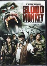 Blood Monkey (DVD, 2007)