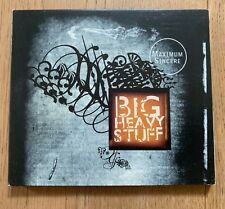 BIG HEAVY STUFF - MAXIMUM SINCERE - CD - SOMETHING FOR KATE RIDE SCREAMFEEDER