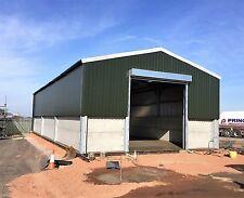 Agricultural Steel Frame Building 60ft x 30ft x 12ft