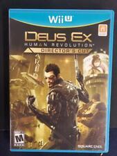 Deus Ex: Human Revolution - Director's Cut Nintendo Wii U