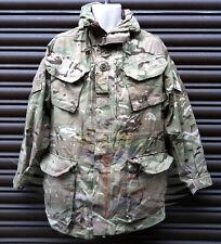 BRITISH ARMY SURPLUS MTP MULTI TERRAIN PATTERN CAMO WINDPROOF SMOCK,MULTICAM G1