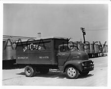 1948 Ford F6 COE Van, Truck, Spector Freight Lines, Factory Photo (Ref. # 43441)