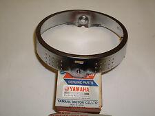 YAMAHA DT250MX, DT400MX - HEADLAMP RIM RETAINING