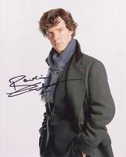 (SHERLOCK) * BENEDICT CUMBERBATCH * 8x10 Autographed RP-