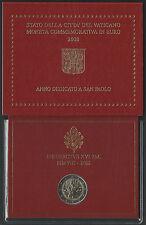2008 Vaticano € 2,00  Anno dedicato a San Paolo FdC in folder